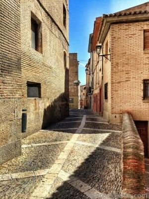calles Tarazona