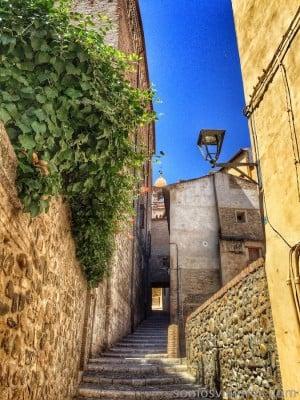 calles de Tarazona