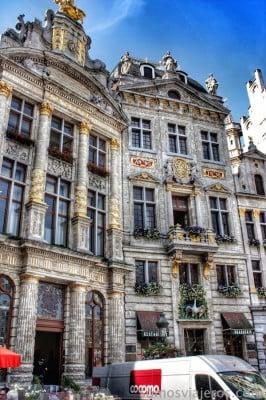 grand place bruselas casas gremiales