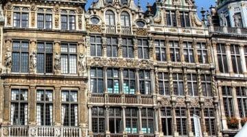 La Grand Place de Bruselas