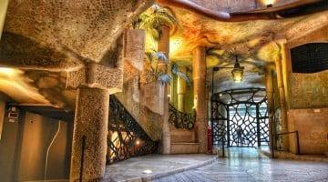 Jazz y Gaudí en La Pedrera