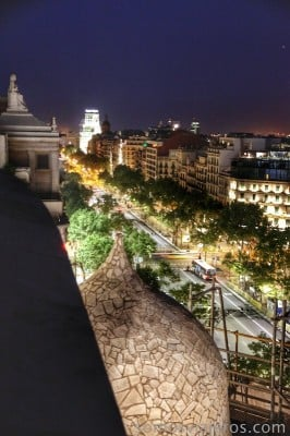 vistas de Barcelona
