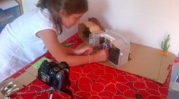 Cómo entretener a los niños cuando no viajamos: películas con playmobil