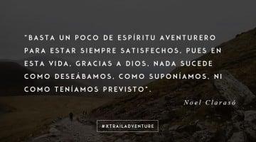 La importancia de sentirse aventurero