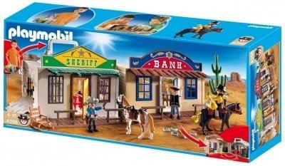 Sheriff-Bank