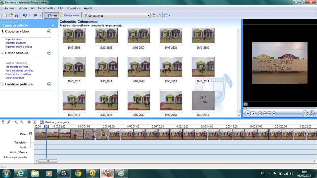 Software para hacer el montaje de fotos