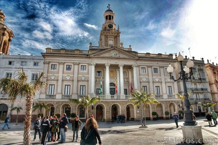 Plazas de Cádiz