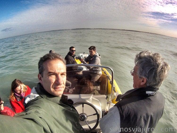 Navegando por Cádiz