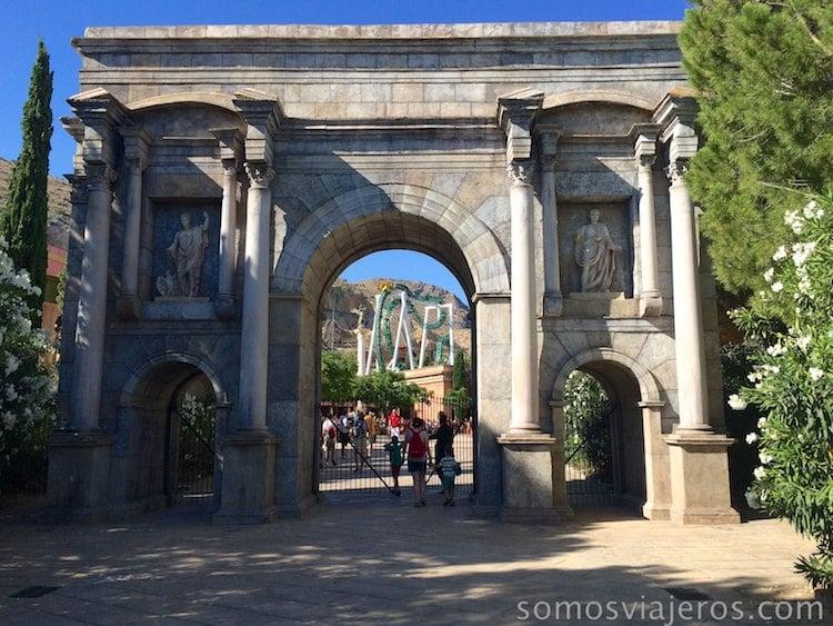 La monumental Roma