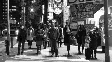 Cartas desde Japón. El blues del paso de peatones