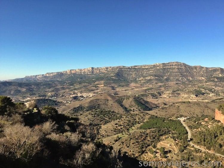 siurana tarragona escalada 5