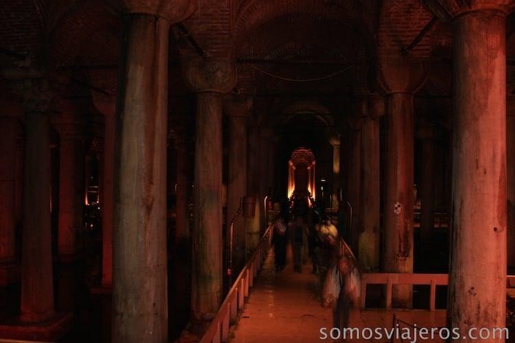 visita basílica cisterna