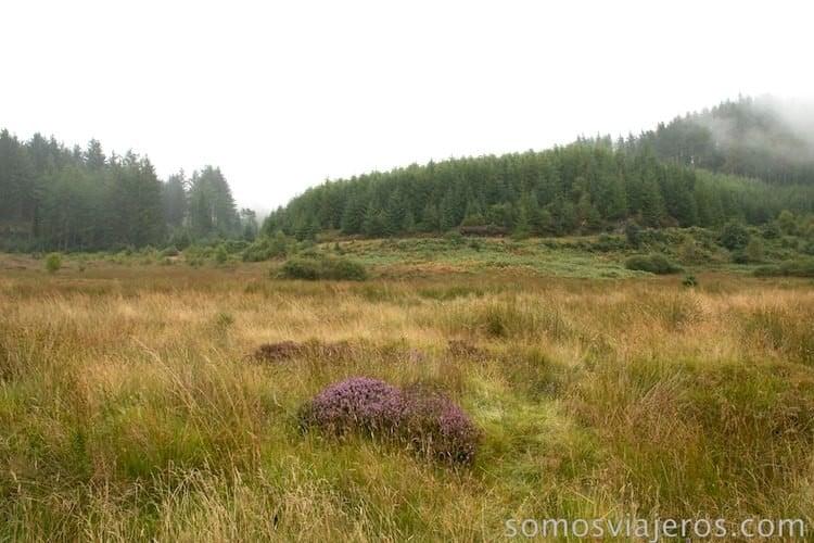 paisajes de escocia