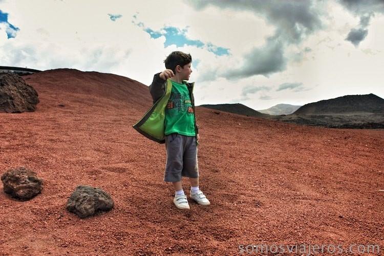 Lanzarote con niños 21