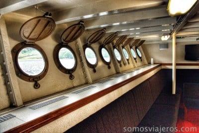 ojos de buey SS Walter Scott