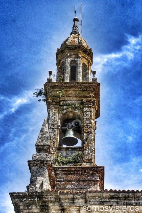 Catedral de Santiago con niños 10
