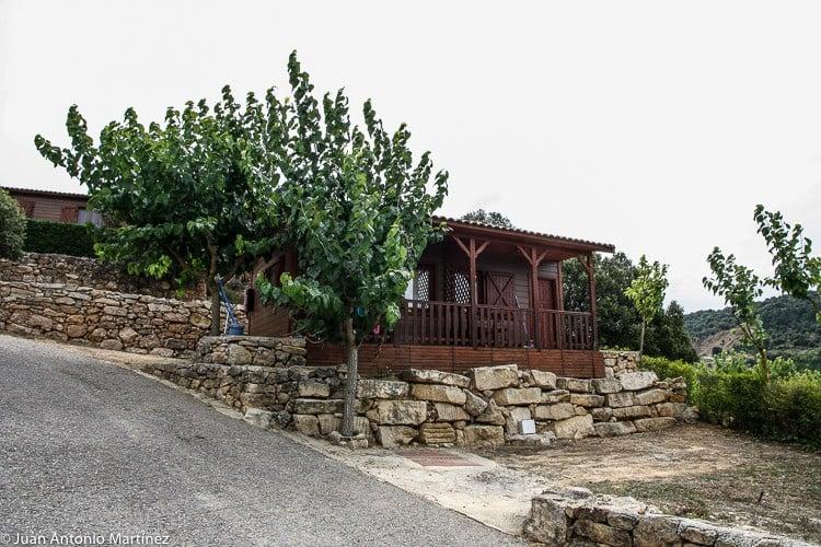 Bungalows en Serra de Prades