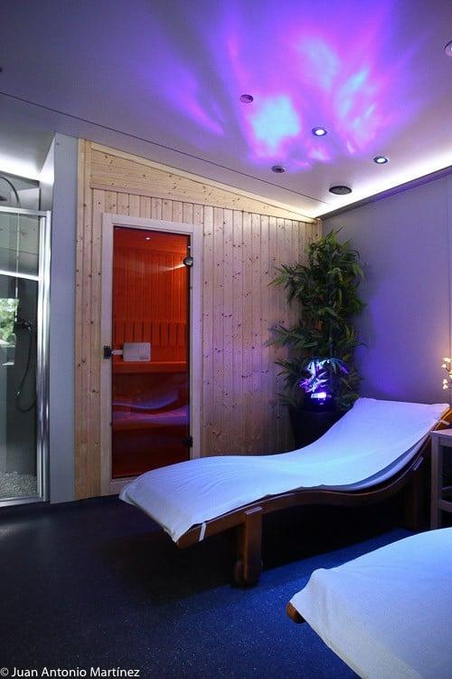 masaje y sauna en Serra de Prades