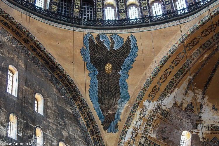 Mosaicos y pinturas santa sofía