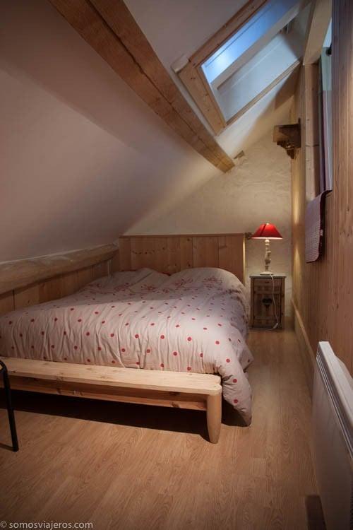 Habitación superior de matrimonio casa rural París - Alojamiento en París y Eurodisney