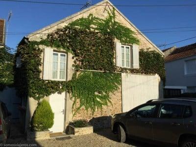 Exterior de casa rural París