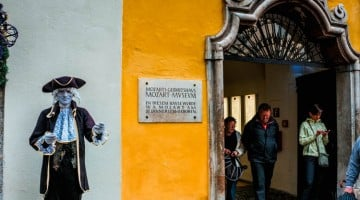 Visitar Salzburgo – La casa de Mozart