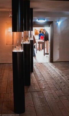 Casa de mozart en Salzburgo - enseres personales