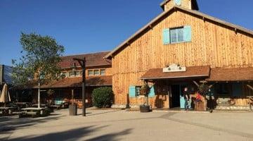 Alojamiento en Eurodisney. Hotel Davy Crockett Ranch.