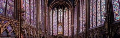 Saint Chapelle panorámica central