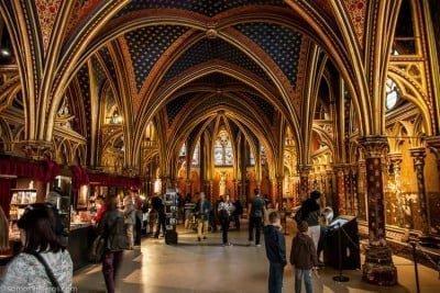 Entrada Saint Chapelle