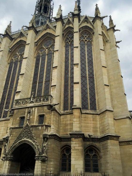 Saint Chapelle exterior-2
