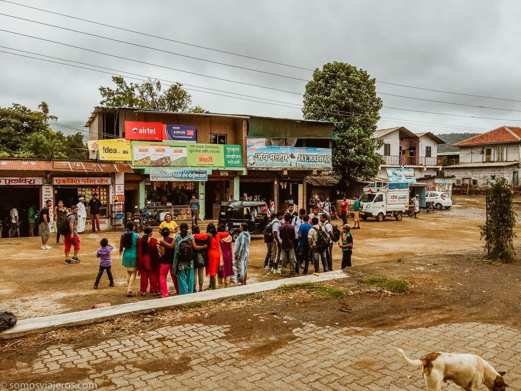 Cuevas de Bhaja en India-1