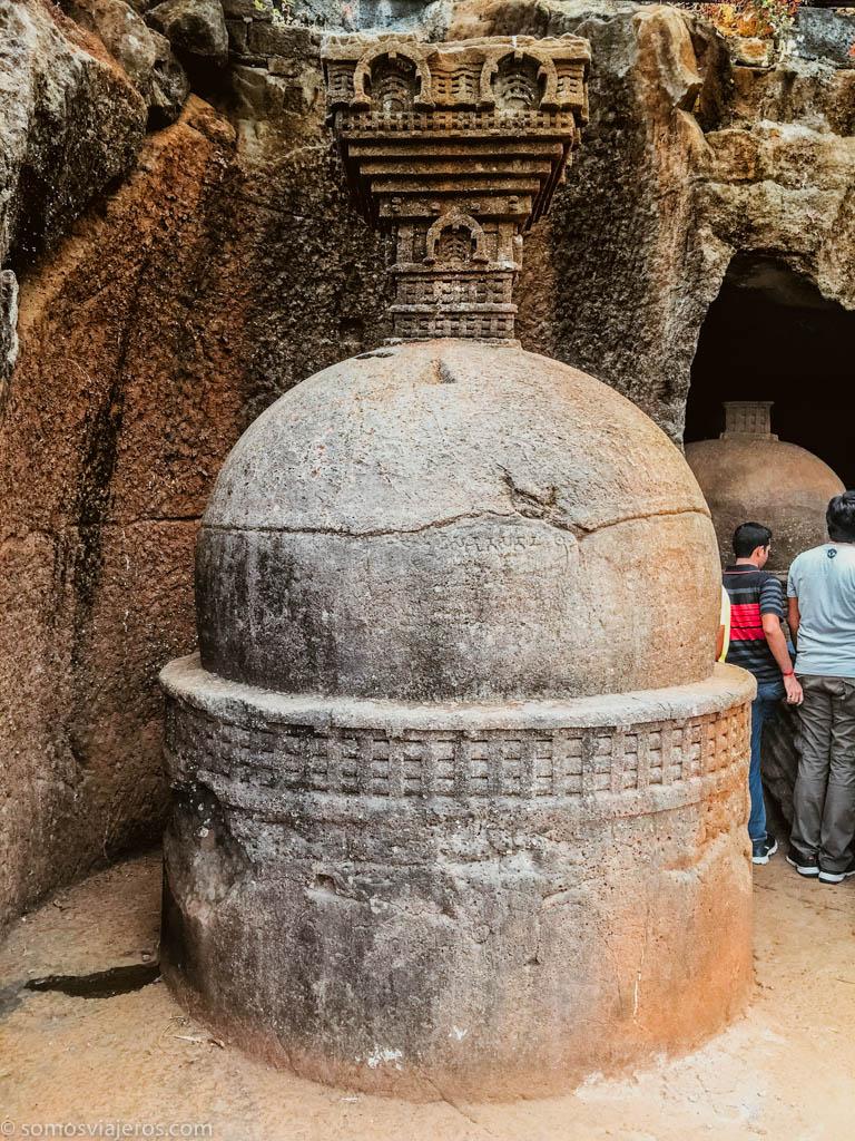 Cuevas de Bhaja en India-10