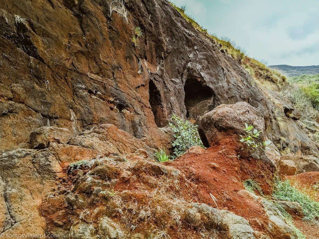 Cuevas de Bhaja en India-11