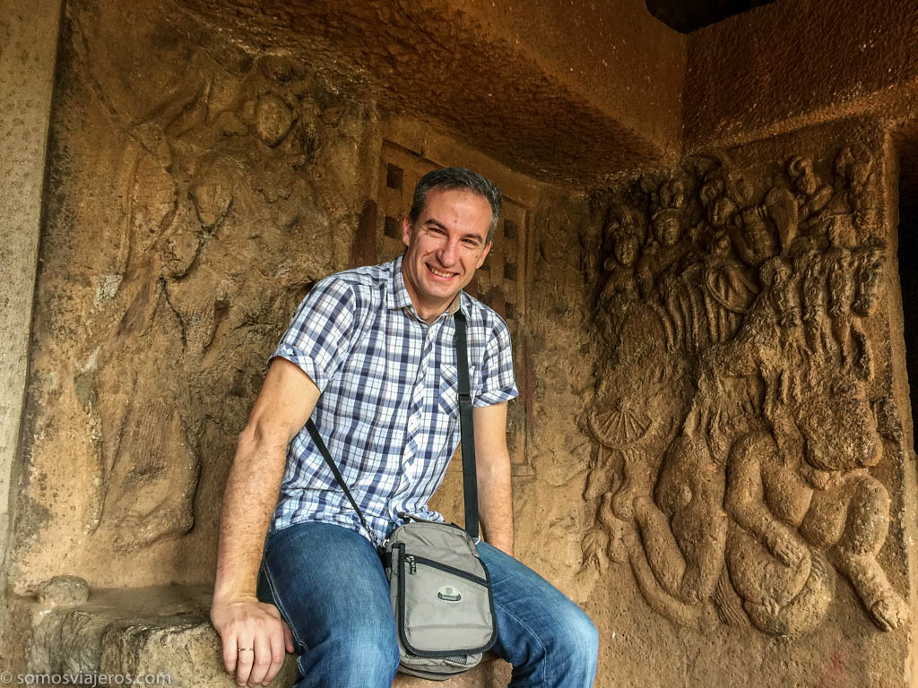 Cuevas de Bhaja en India-12