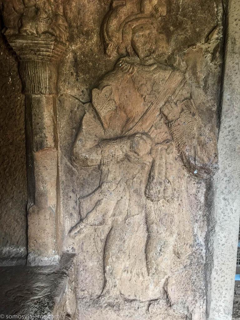 Cuevas de Bhaja en India-13