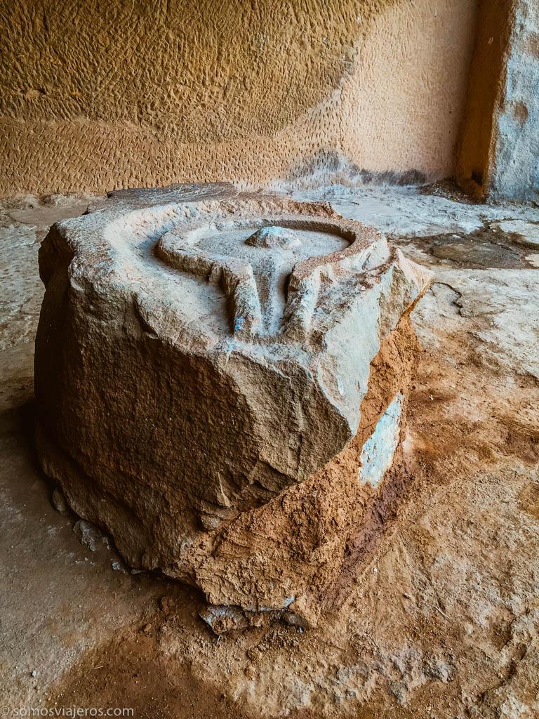 Cuevas de Bhaja en India-18