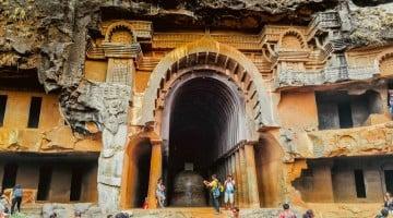 Viajar a India. Las cuevas de Bhaja