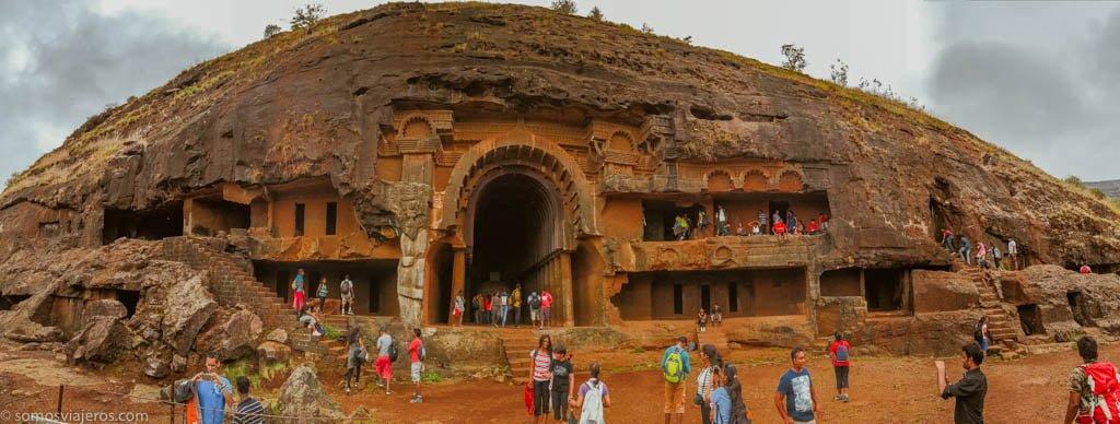 Cuevas de Bhaja en India-5