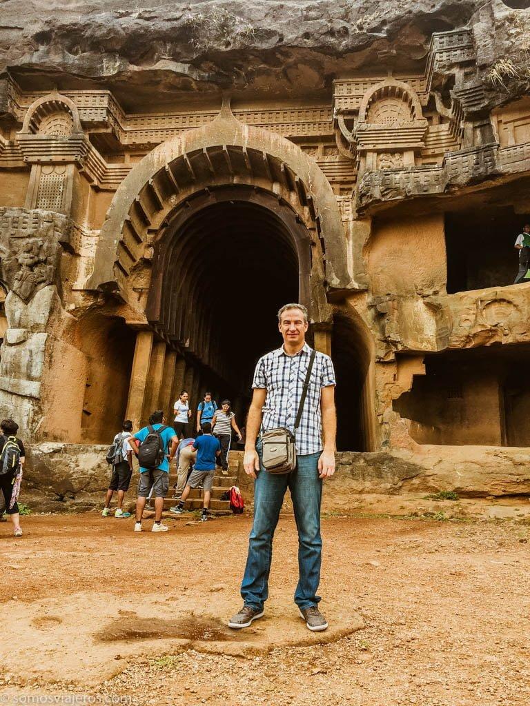 Cuevas de Bhaja en India-6