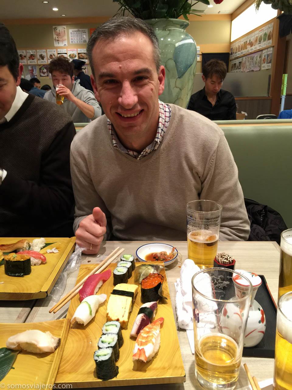 El mejor shushi de Tokyo-10