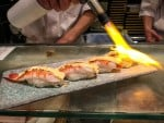 Comer Sushi en Tokyo
