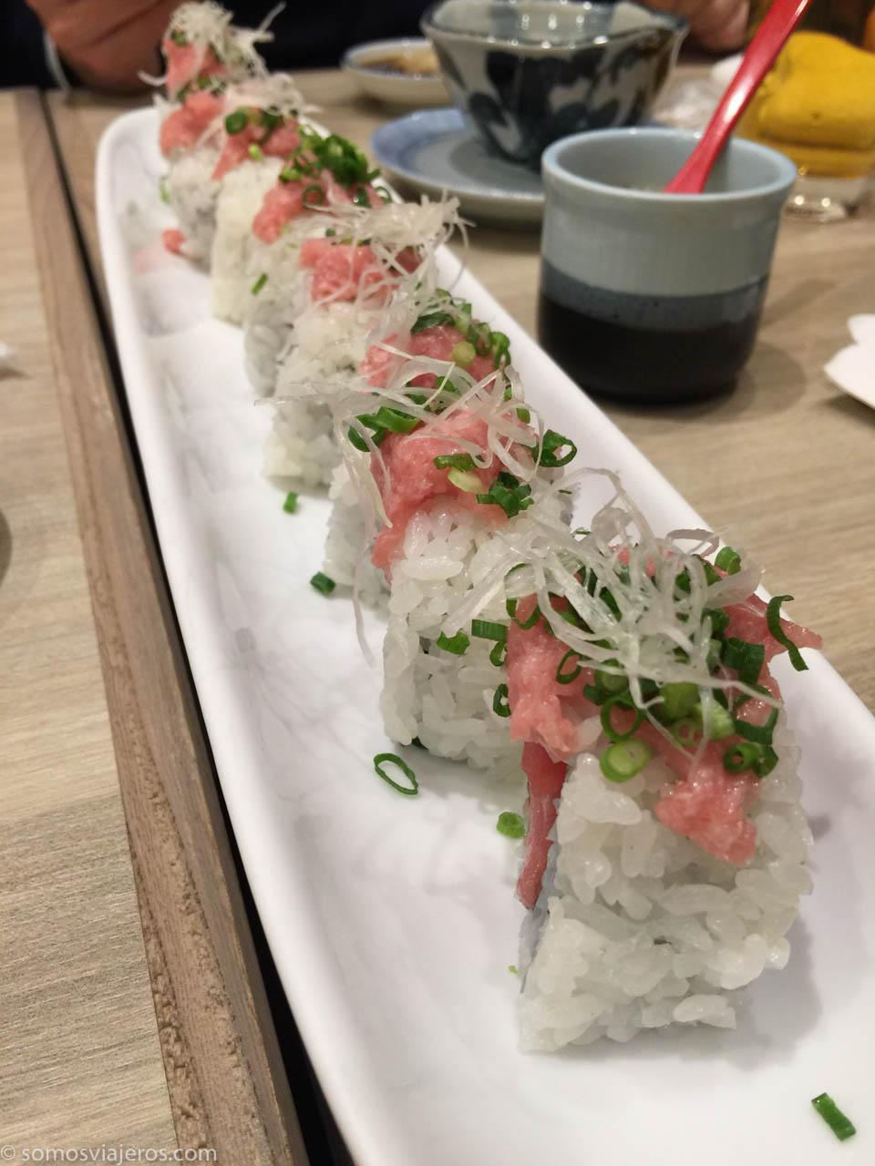 El mejor shushi de Tokyo-5