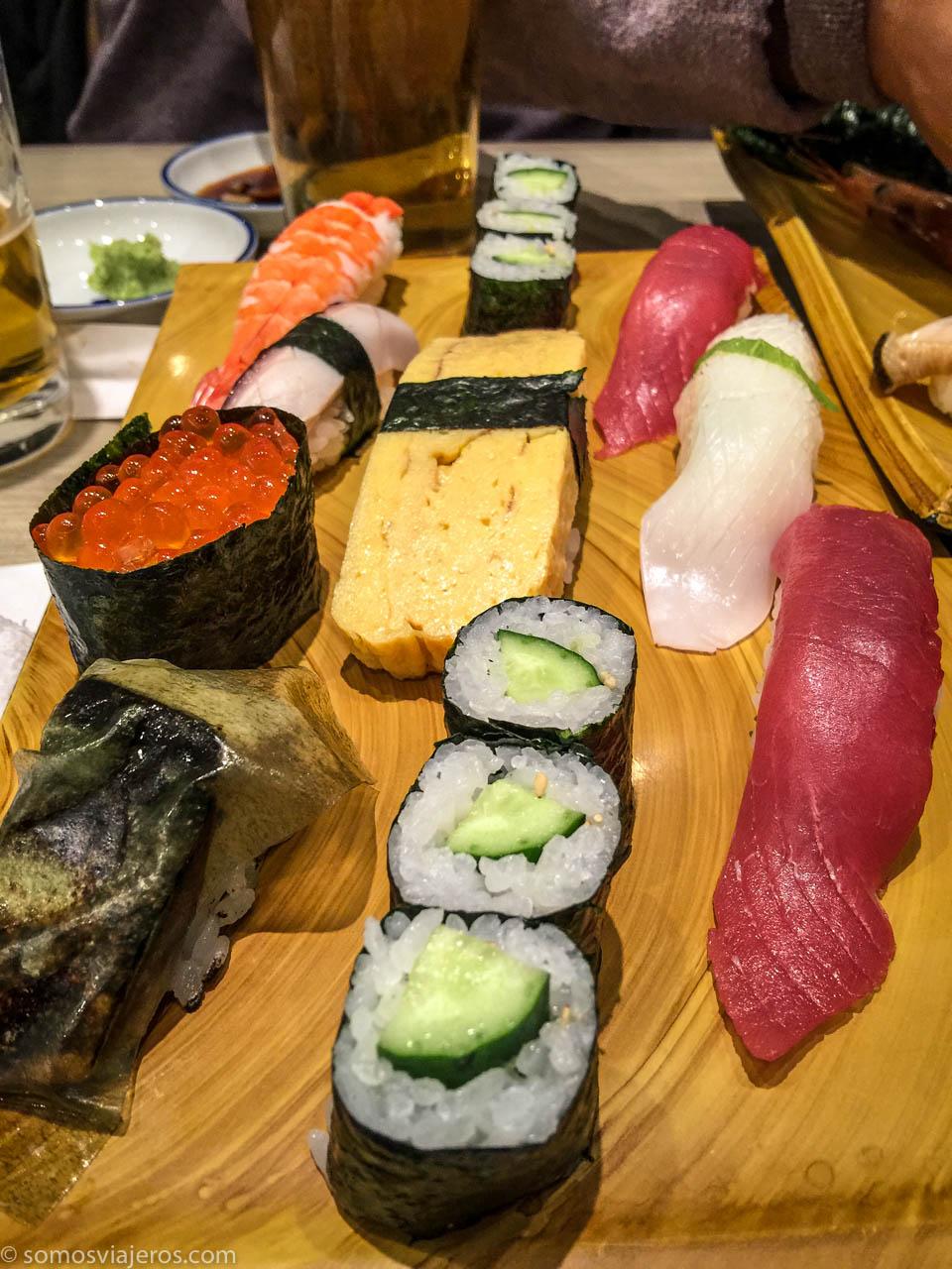 El mejor shushi de Tokyo-6