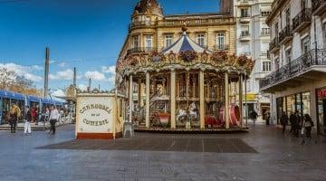 Visitar Montpellier con niños con Renfe-SNCF