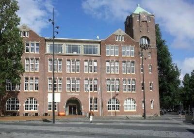 hotel Amsterdam fachada