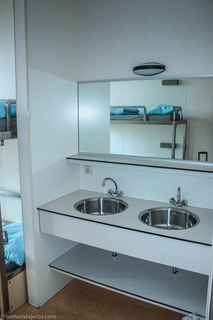 baño hotel Amsterdam