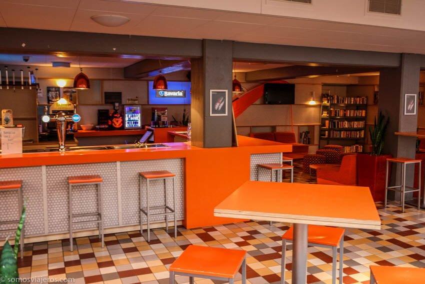restaurante hotel Amsterdam