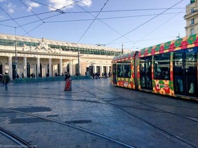 Tranvía Montpellier