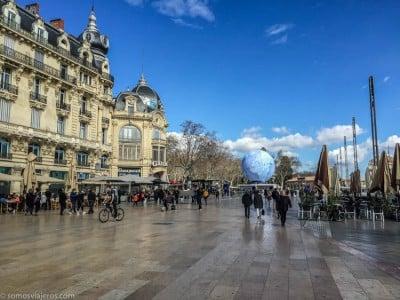 Plaza de la Comédie